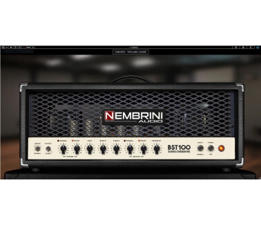 Nembrini Audio BST100 Super Overdrive