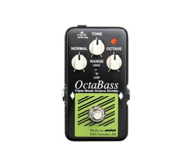 EBS Octabass Blue Label