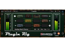 Nembrini Audio propose un hôte logiciel pour ses propres plug-ins