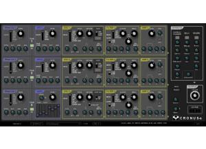 K Brown Synth Plugins CRONUS-s