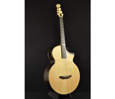 Luthier Thierry Haclin La palisandre