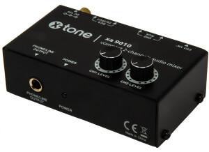 X-Tone xa 9010 Mini Mixeur 2 Canaux