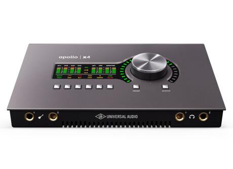 Universal Audio Apollo x4
