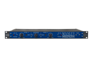 Manley Labs Dual Mono Mic Preamp XXX Limited Edition
