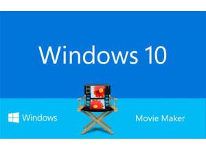 Microsoft Movie Maker 10 - Free