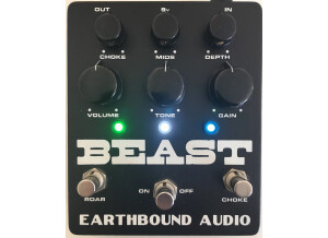 Earthbound Audio Beast