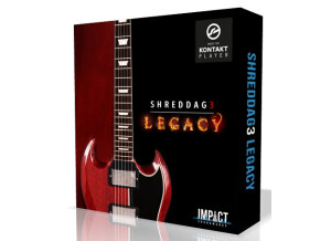 Impact Soundworks Shreddage 3 Legacy