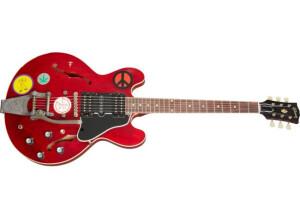 Gibson ES-335 69' Alvin Lee Custom Shop