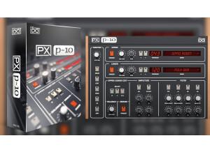 UVI PX P-10