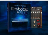 Cinesamples lance Keyboard in Blue pour Kontakt