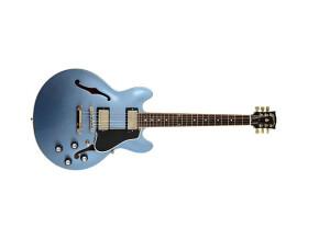 Gibson ES-339 Custom Shop 30/60 Slender Neck Pelham Blue Limited Edition
