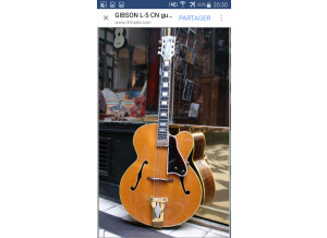 Gibson L5 Johnny Smith