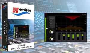 Harrison Consoles AVA Spectral Compressor