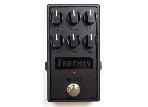 Friedman Amplification BE-OD Blacked Out