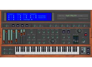 VisareTone MIDI Plus Style ORGAN