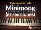 SawUp lance une formation sur le design sonore avec le Minimoog