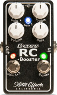 Xotic Effects passe son Bass RC Booster en V2