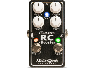 Xotic Effects Bass RC Booster V2
