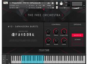 Project SAM The Free Orchestra – S4Pandora Bursts