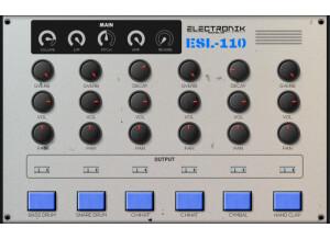 Electronik Sound Lab ESL-110
