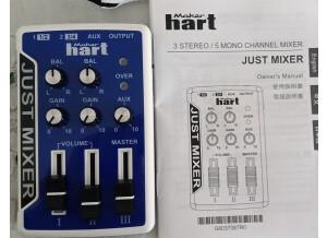 Hart Instruments Just Mixer 2