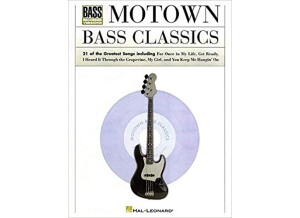 Hal Leonard Motown Bass Classics
