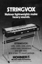 Hohner Stringvox K2