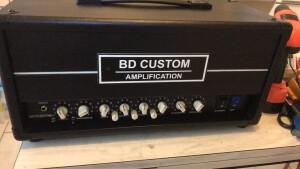 BD Custom Amplification BF/CUSTOM+