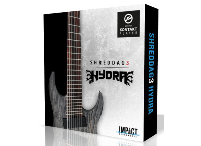Shreddage 3 Hydra est sorti chez Impact Soundworks