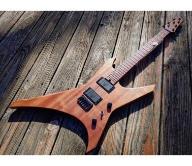 Hufschmid Guitars Helldunkel Warrior