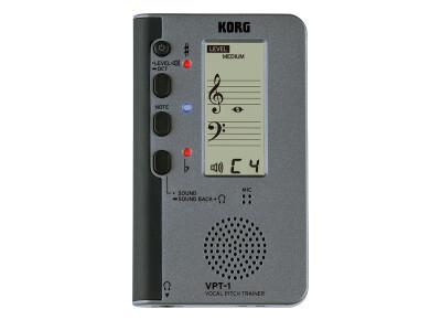 [NAMM] Le Korg VPT-1 va vous faire chanter juste