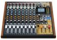 [NAMM] Tascam ajoute un Model 12 à sa gamme de consoles pour le live