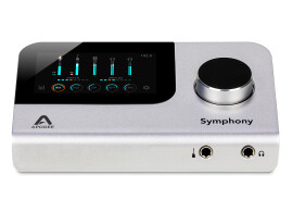 L'interface Apogee Symphony Desktop arrive enfin