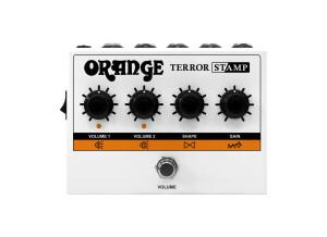 Orange Terror Stamp