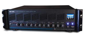 EBS 802 High Dynamic Linear Bass Amp