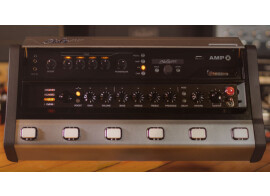 [NAMM] Thomas Blug présente l'Amp X