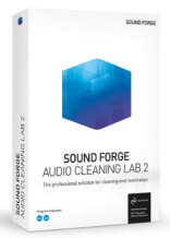 Magix Soundforge Audio Cleaning Lab 2