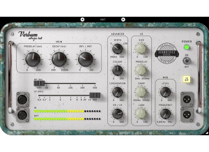 United Plugins Verbum Entropic Hall by Soundevice Digital