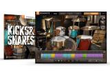 Toontrack Kicks & Snares pour EZdrummer 2 et Superior Drummer 3