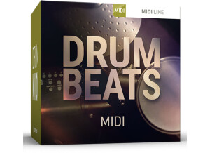 Toontrack Drum Beats MIDI