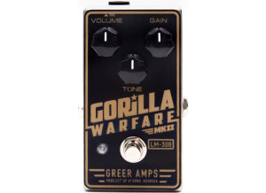 Greer Amplification Gorilla Warfare MKII