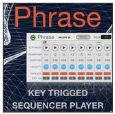 Retouch Control Phrase Key Trigged Sequencer