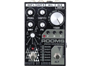 Death By Audio The Rooms