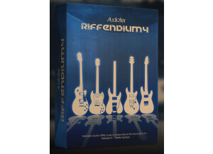 Audiofier Riffendium Volume 4: Trailer Guitars