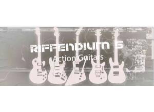 Audiofier Riffendium Volume 5: Action Guitars