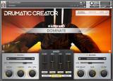 In Session Audio Drumatic Creator pour des kits de batterie custom