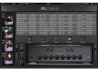 STL Tones lance son Tonehub pour les sons de guitare et de basse