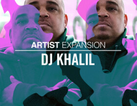 Native Instruments Artist Expansion DJ KHALIL