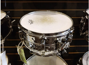 "Tama Hand Hammered Steel 12 x 5.5"" Snare"