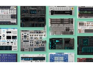 Reason Studios Synthetic Rig 4